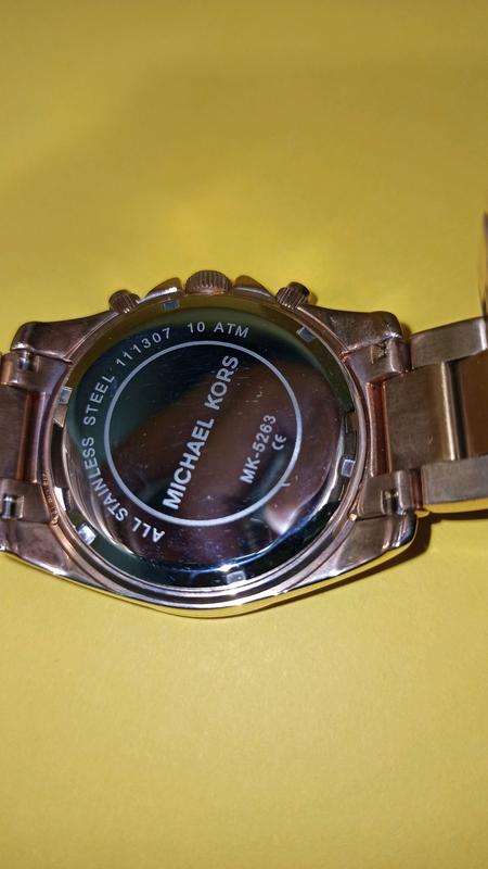 Michael kors женские часы mk5263 - Фото 6