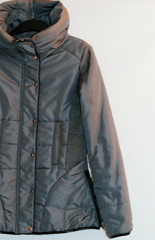 Демисезонная куртка top secret суперцена!