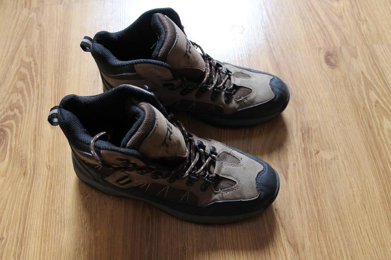 Надежные унисекс ботинки трековые в горы и для повседневности ... - Фото 2