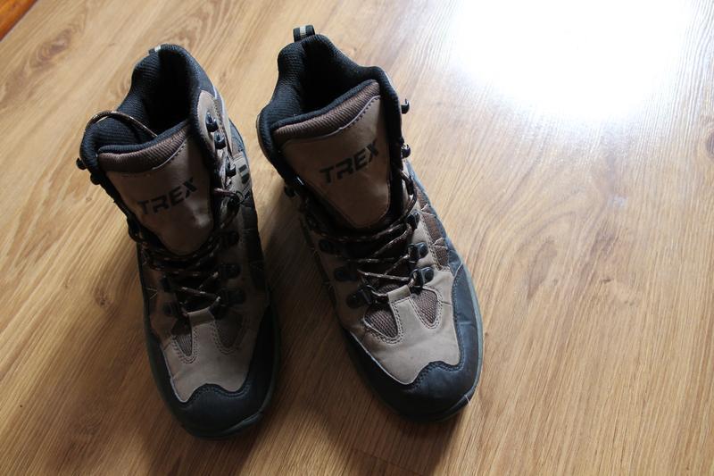 Надежные унисекс ботинки трековые в горы и для повседневности ... - Фото 3