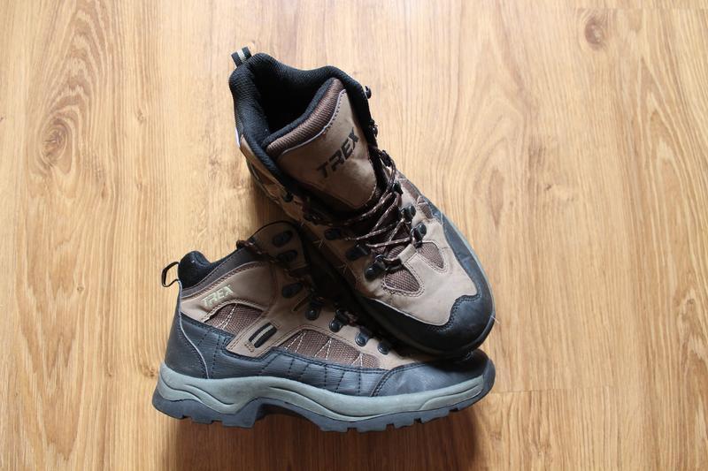Надежные унисекс ботинки трековые в горы и для повседневности ... - Фото 4
