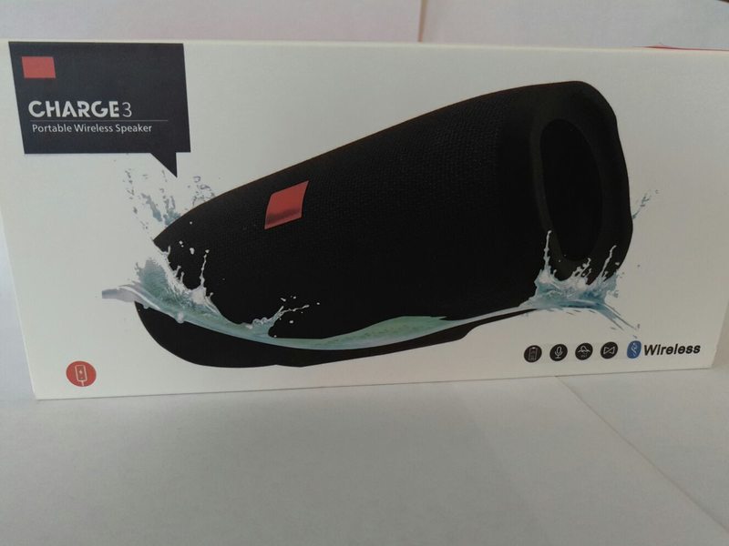 Bluetooth speaker. JBL3. Колонка. Портативная колонка - Фото 2