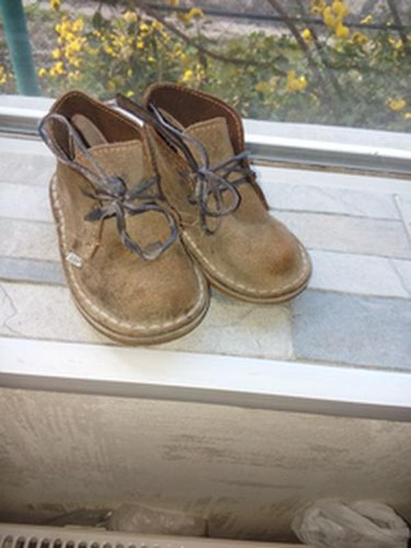 Ботинки демисезонные размер 22 (длина стельки 14,5)