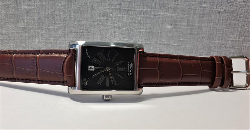 Мужские часы Epos 3399.132.20.25.25 Automatic - Фото 3