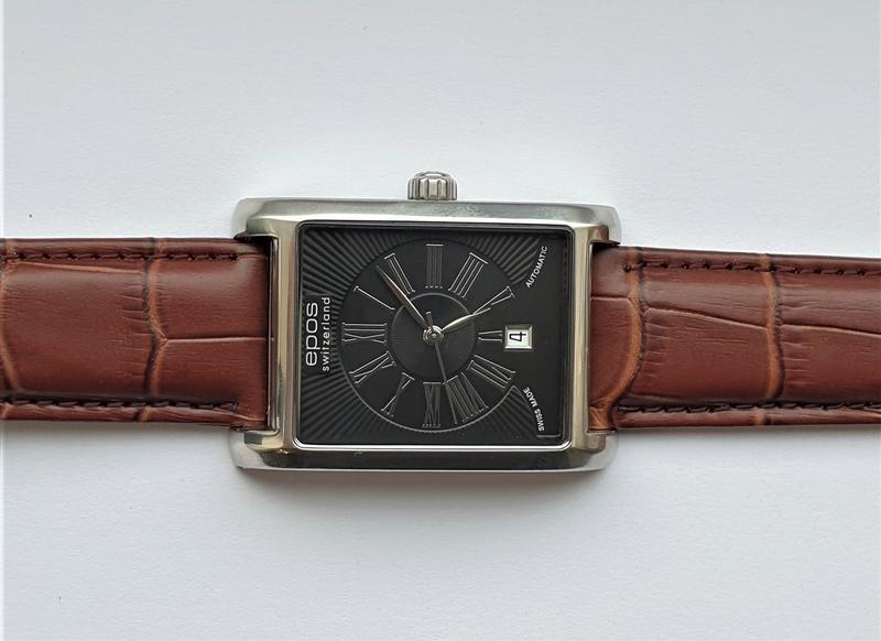 Мужские часы Epos 3399.132.20.25.25 Automatic - Фото 4