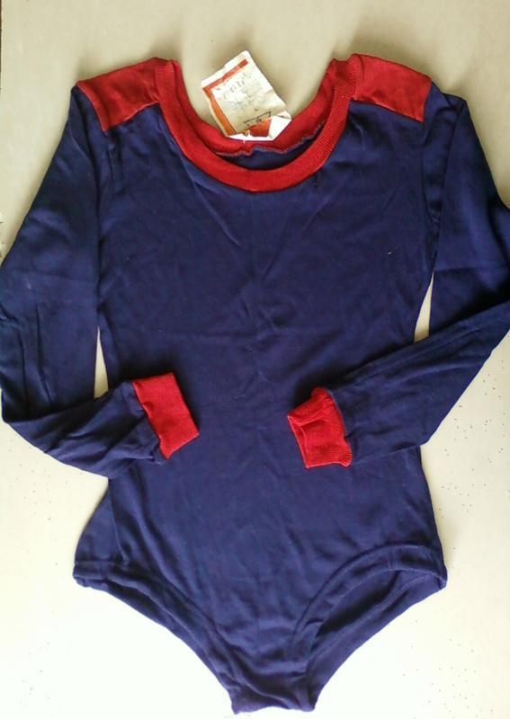 Гимнастический костюм трико на девочку 11-12 лет 100% коттон т...