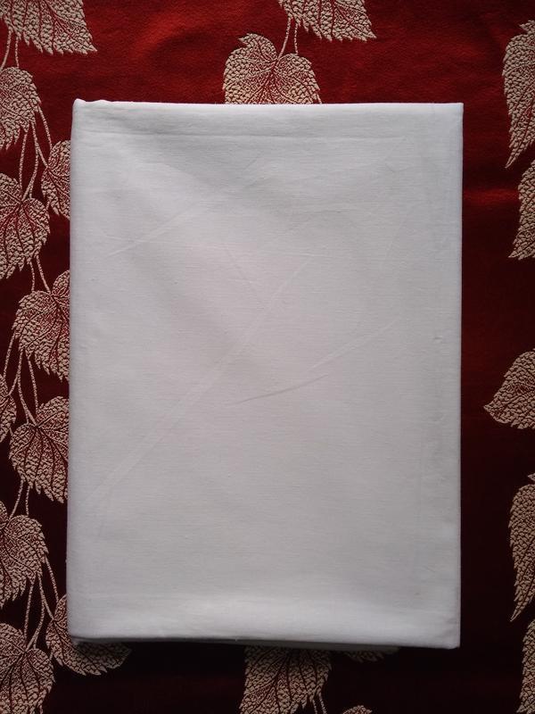 214х146 см простынь простыня белая хлопок ссср