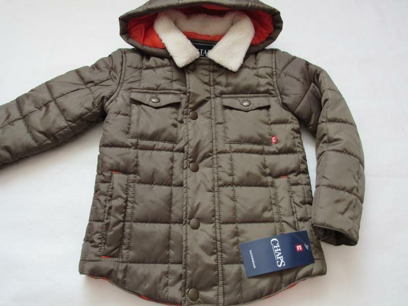 Демисезонная куртка для мальчика 4-5 лет chaps