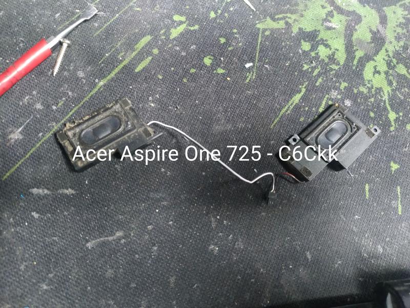 Динамики Acer Aspire One 725 - C6Ckk