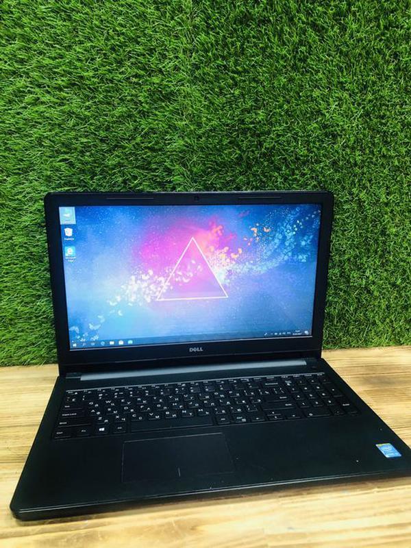 Ноутбук Dell Inspiron 15 Core i3-5005u| 8gb| 120Gb|