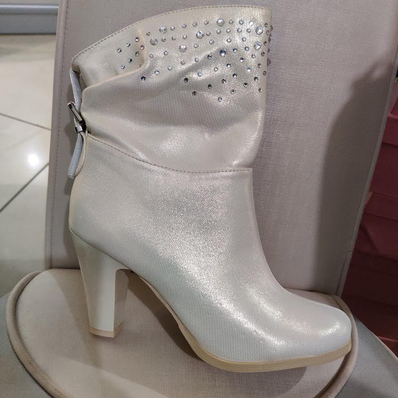 Продам нові весільні ботільони, туфлі (туфли невесты), Кременчук - Фото 11