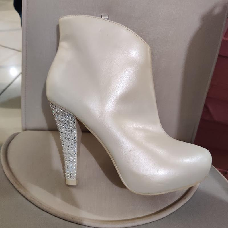 Продам нові весільні ботільони, туфлі (туфли невесты), Кременчук - Фото 12