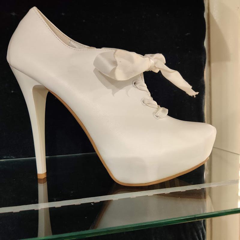 Продам нові весільні ботільони, туфлі (туфли невесты), Кременчук - Фото 14