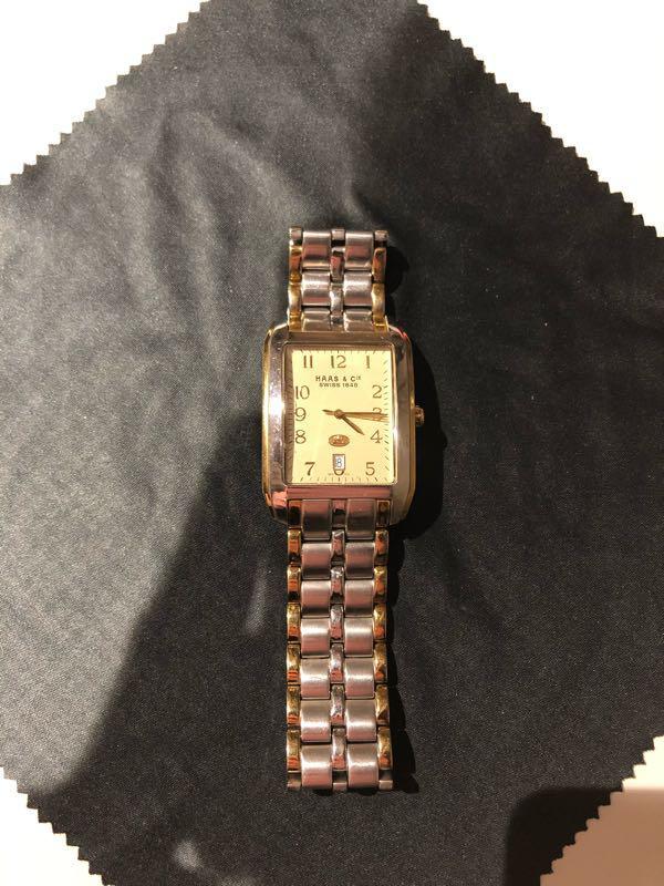 Часы HAAS&Cie Swiss 1848