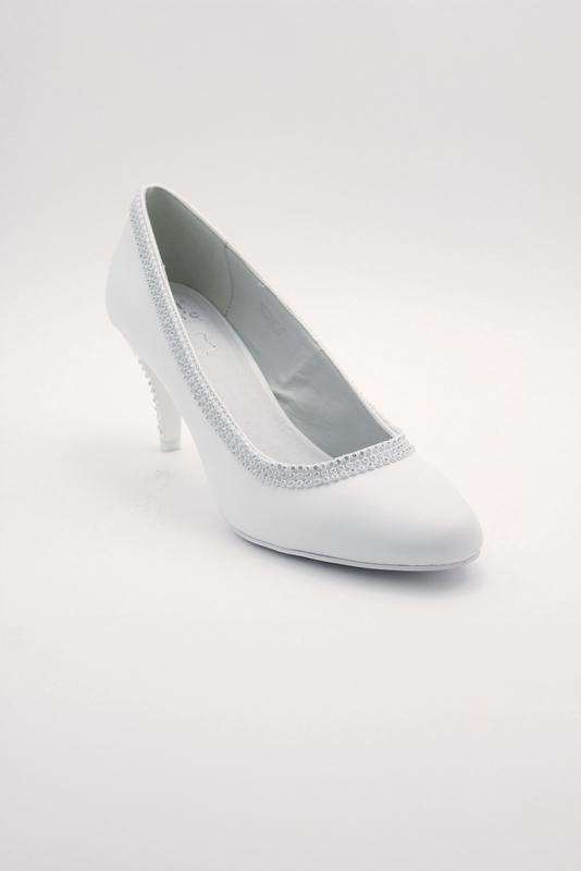 Продам дешево весільні туфлі, балетки (свадебные туфли),Кременчук - Фото 2