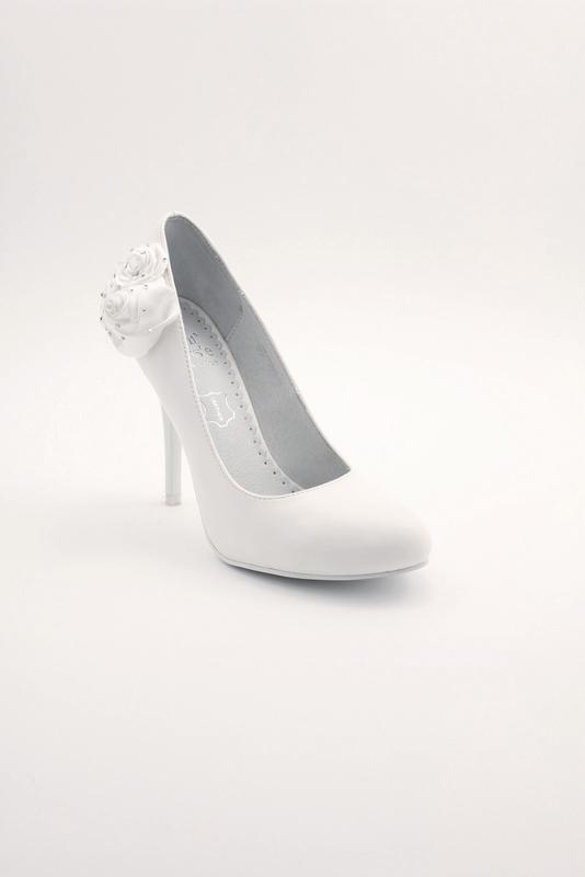 Продам дешево весільні туфлі, балетки (свадебные туфли),Кременчук - Фото 4