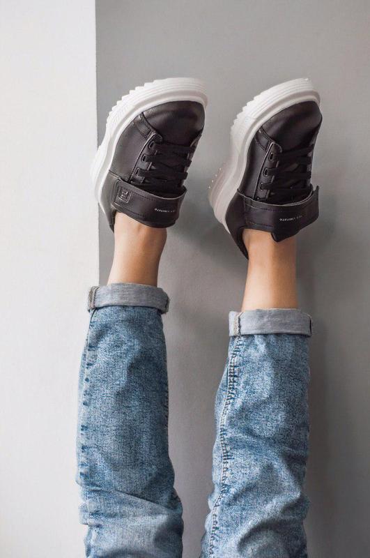 Шикарные женские кроссовки fila limitato 😍 (весна/ лето/ осень) - Фото 2