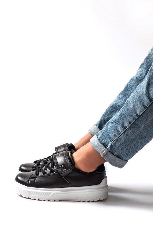 Шикарные женские кроссовки fila limitato 😍 (весна/ лето/ осень) - Фото 3