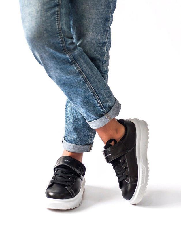Шикарные женские кроссовки fila limitato 😍 (весна/ лето/ осень) - Фото 4