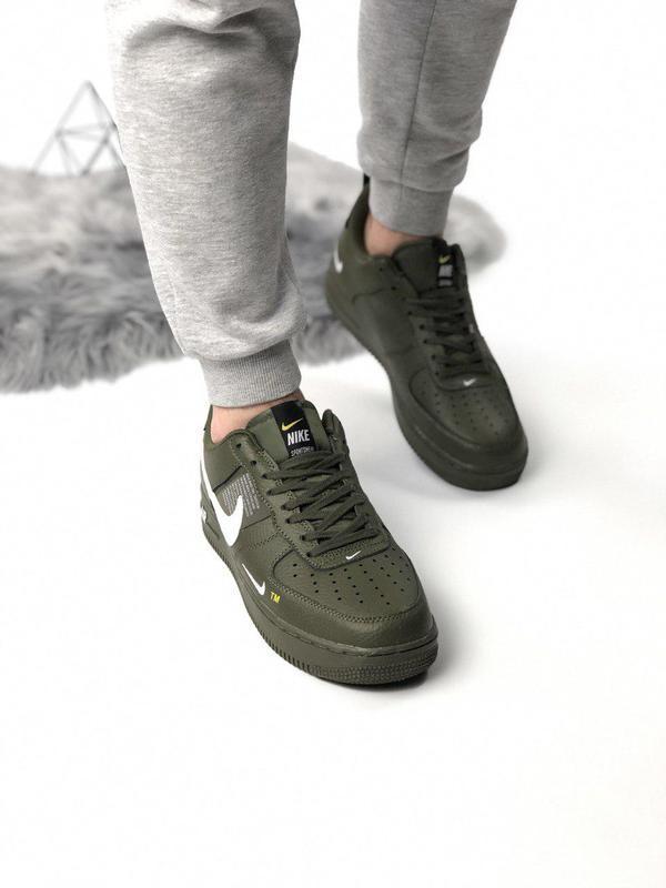 Шикарные кроссовки nike air force 1 low 😍 (весна/ лето/ осень)... - Фото 2