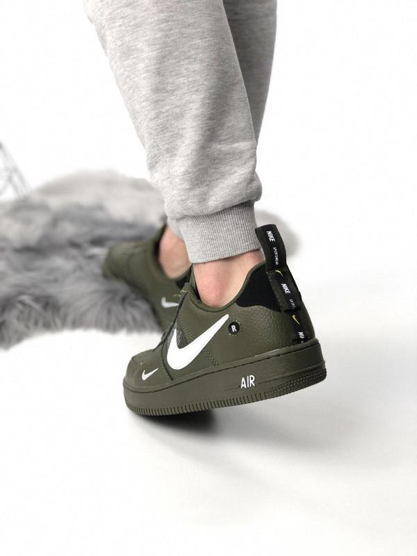 Шикарные кроссовки nike air force 1 low 😍 (весна/ лето/ осень)... - Фото 7