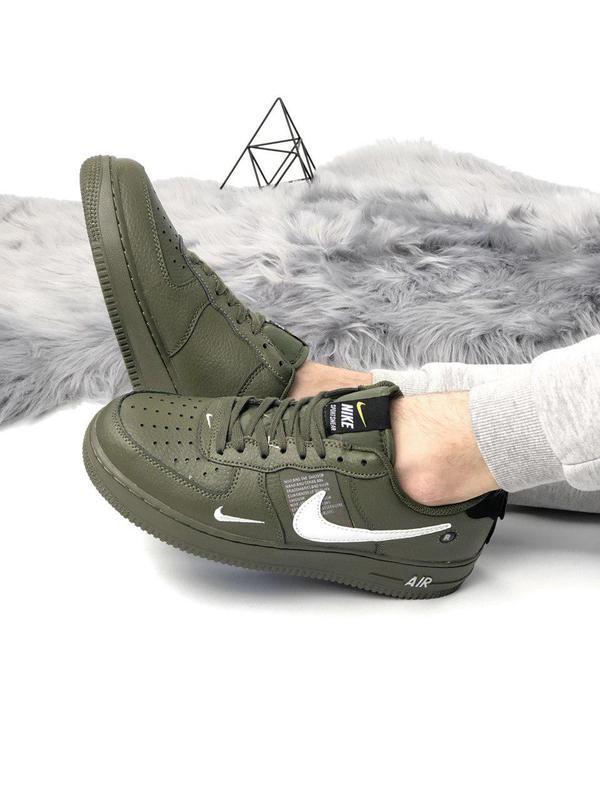 Шикарные кроссовки nike air force 1 low 😍 (весна/ лето/ осень)... - Фото 10