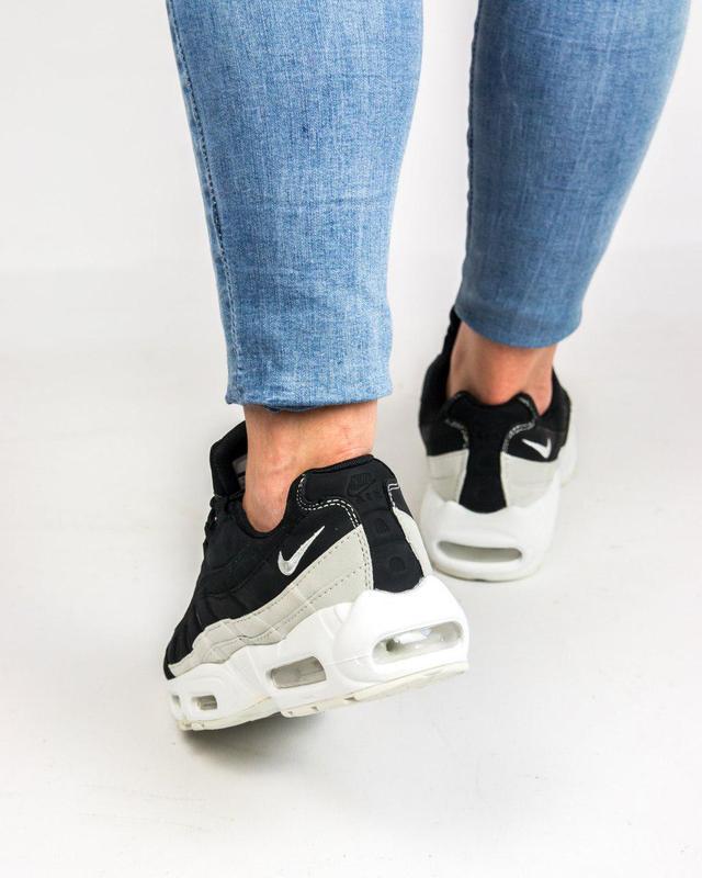 Шикарные женские кроссовки nike air max 95 😍 (весна/ лето/ осень) - Фото 2