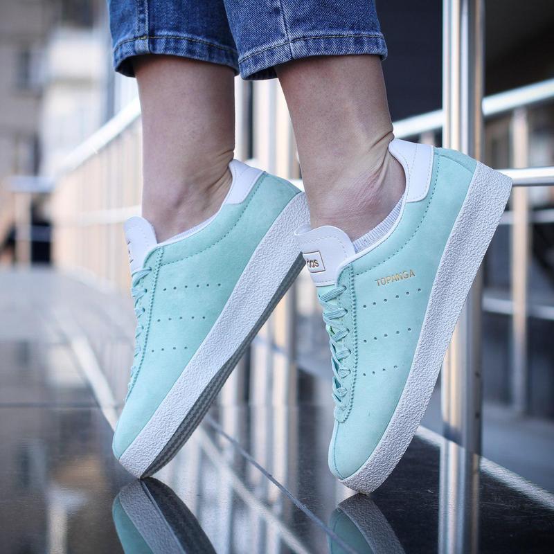 Шикарные женские кроссовки adidas topanga 😍 (весна/ лето/ осень) - Фото 2