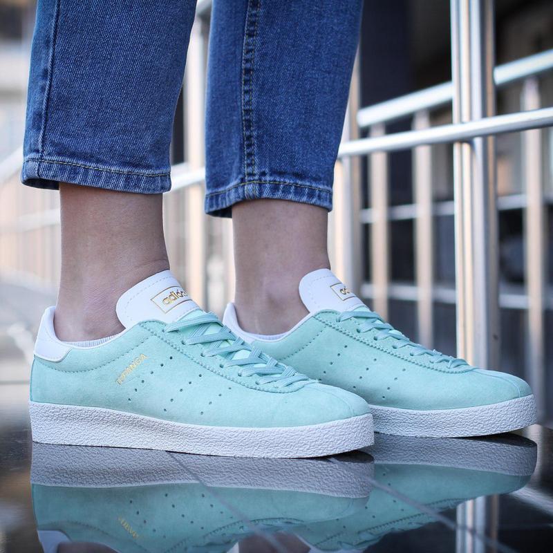 Шикарные женские кроссовки adidas topanga 😍 (весна/ лето/ осень) - Фото 4