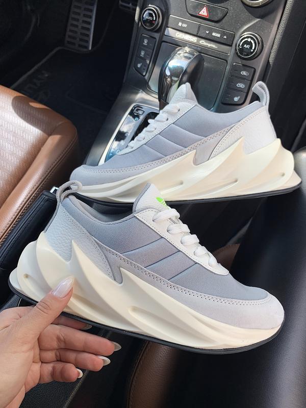 Шикарные женские кроссовки adidas sharks 🦈 boost light grey 😍 ...