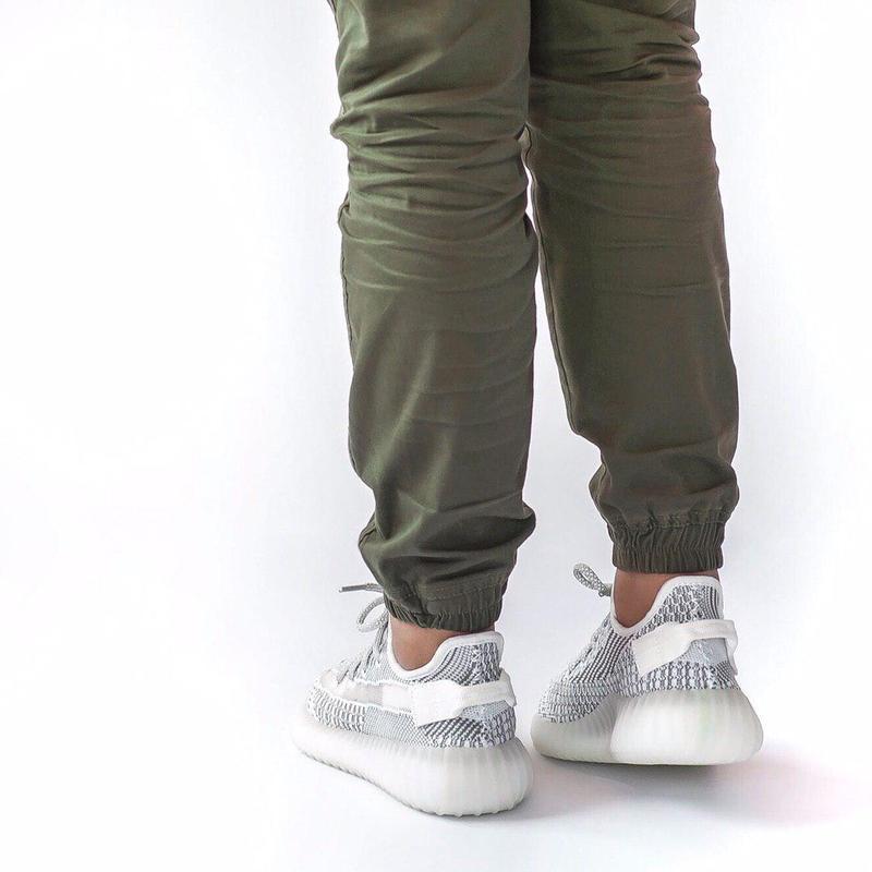 Шикарные женские кроссовки adidas yeezy boost 350 static 😍 (ве... - Фото 6
