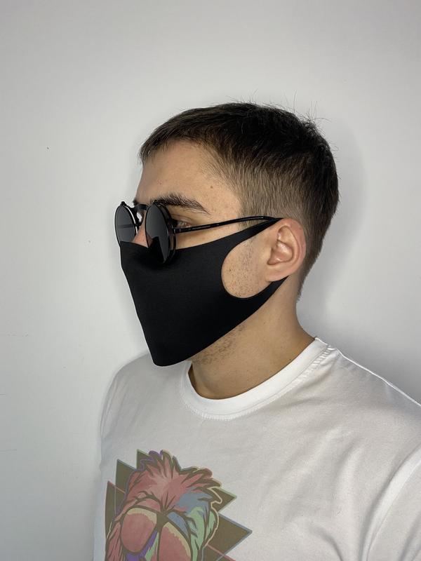 Цельная маска без шва - Фото 2