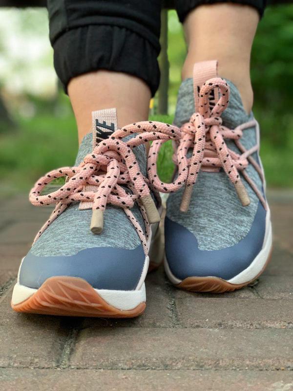 Шикарные женские кроссовки nike city loop pink 😍 (весна/ лето/... - Фото 3