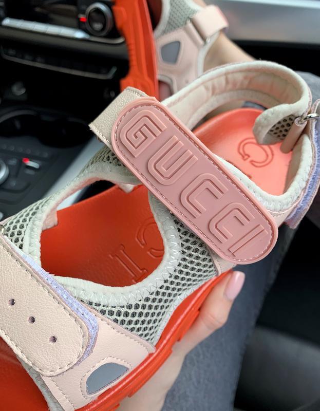 Шикарные женские летние хайповые сандали/ босоножки на платфор... - Фото 3