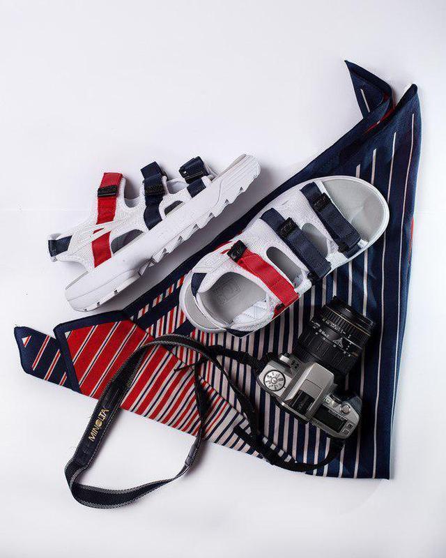 Шикарные топовые женские босоножки fila sandal 😍 (сандалии)