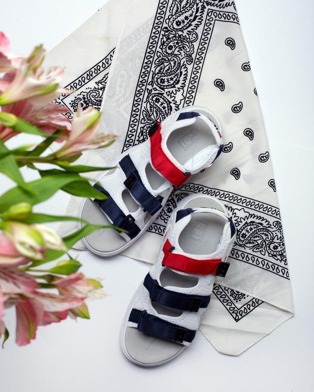 Шикарные топовые женские босоножки fila sandal 😍 (сандалии) - Фото 6
