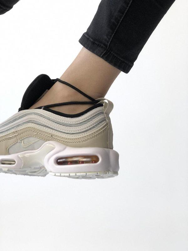 Шикарные женские кроссовки nike air max vapormax 95 orewood 😍 ... - Фото 5