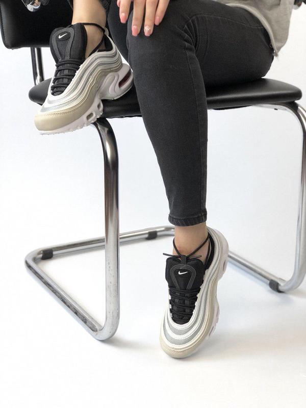 Шикарные женские кроссовки nike air max vapormax 95 orewood 😍 ... - Фото 6