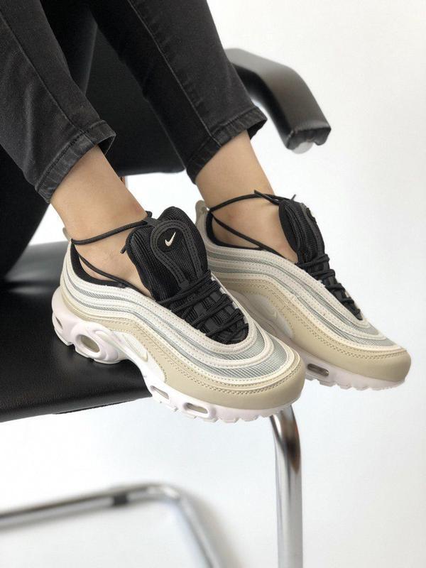 Шикарные женские кроссовки nike air max vapormax 95 orewood 😍 ... - Фото 7