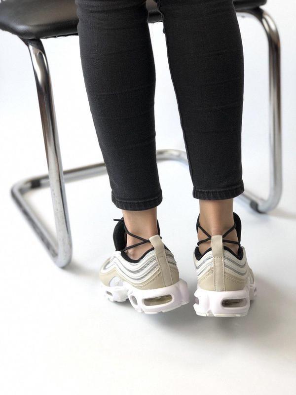 Шикарные женские кроссовки nike air max vapormax 95 orewood 😍 ... - Фото 9