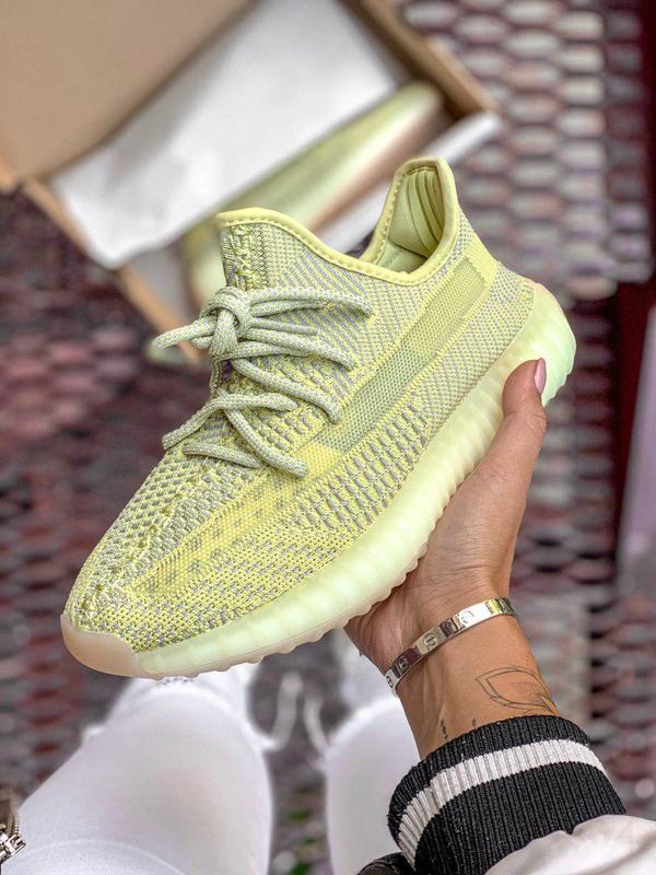 Шикарные женские кроссовки adidas yeezy boost 350 v2 antila 😍 ... - Фото 3