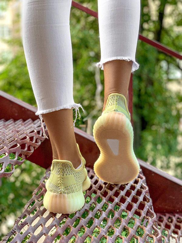 Шикарные женские кроссовки adidas yeezy boost 350 v2 antila 😍 ... - Фото 4