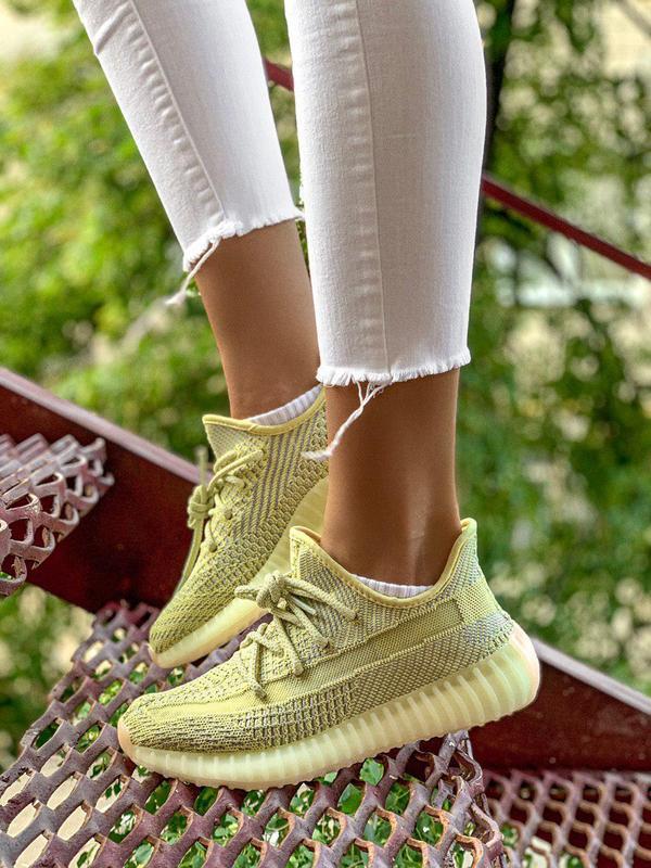 Шикарные женские кроссовки adidas yeezy boost 350 v2 antila 😍 ... - Фото 5