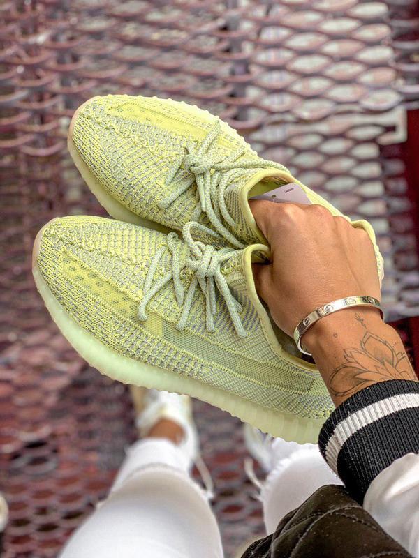 Шикарные женские кроссовки adidas yeezy boost 350 v2 antila 😍 ... - Фото 7
