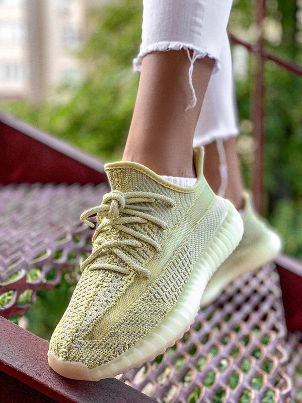 Шикарные женские кроссовки adidas yeezy boost 350 v2 antila 😍 ... - Фото 8