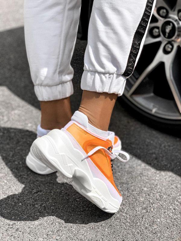 Хит 2019 года! хайповые женские кроссовки люкс 2019 😍 (весна/ ... - Фото 3