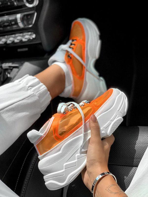 Хит 2019 года! хайповые женские кроссовки люкс 2019 😍 (весна/ ... - Фото 4