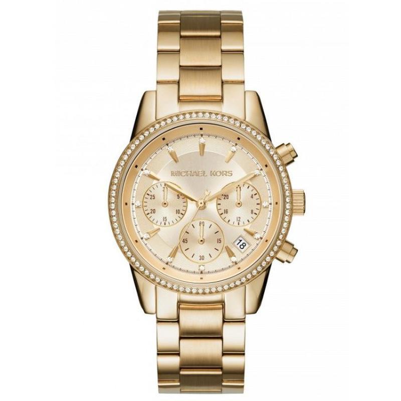 Женские часы Michael Kors MK6356 'Ritz' - Фото 2