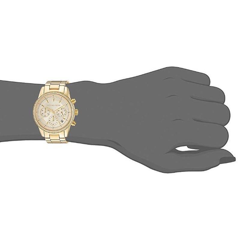 Женские часы Michael Kors MK6356 'Ritz' - Фото 5