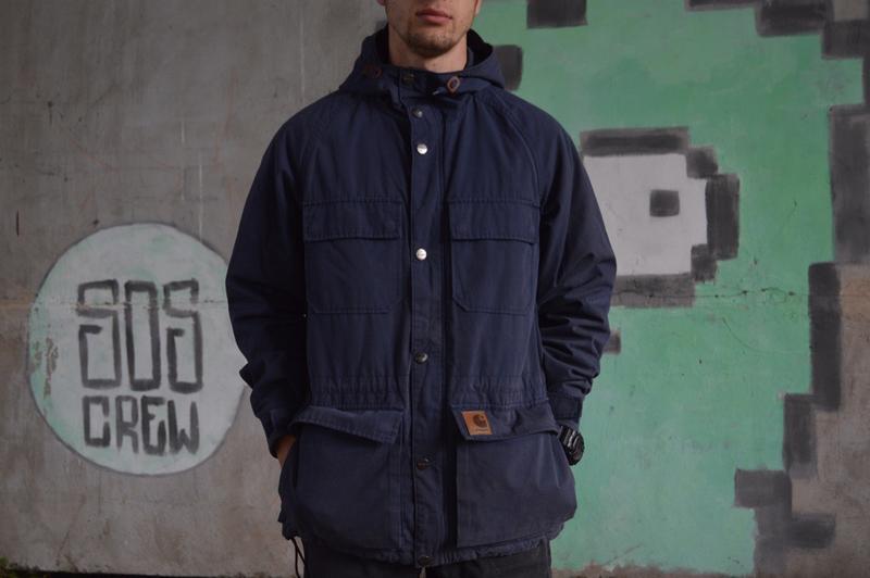 Шикарная мужская куртка carhartt 😍 {осень/ зима} - Фото 2